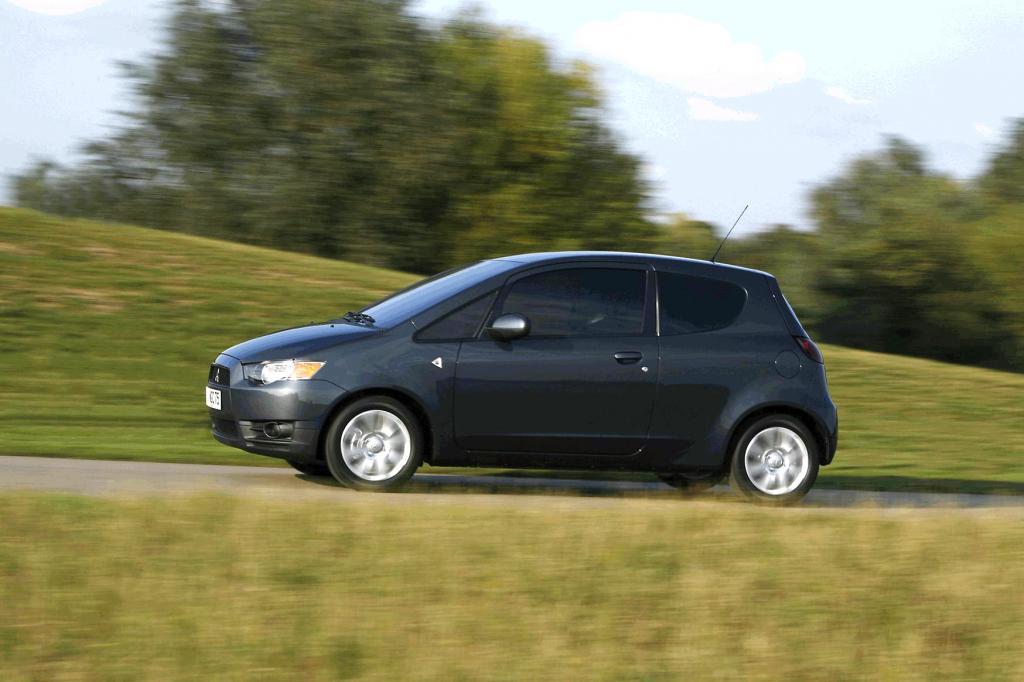 Mitsubishi Colt günstigster Kleinwagen