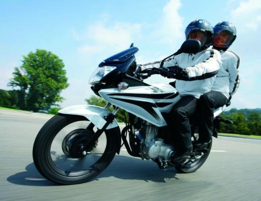 Motorradmarkt erstmals wieder im Plus