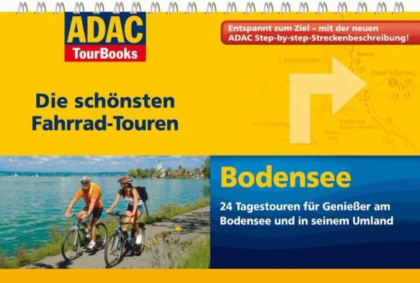 Neue ADAC TourBooks für Fahrradtouren