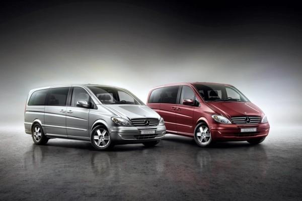 Neue Ausstattungslinie für Mercedes-Benz Viano
