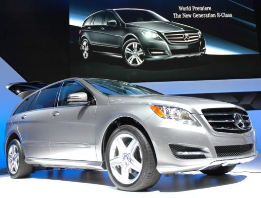 Neue Partner, neue R-Klasse, neuer Renner: Bei Mercedes läuft's (fast) wie geschmiert