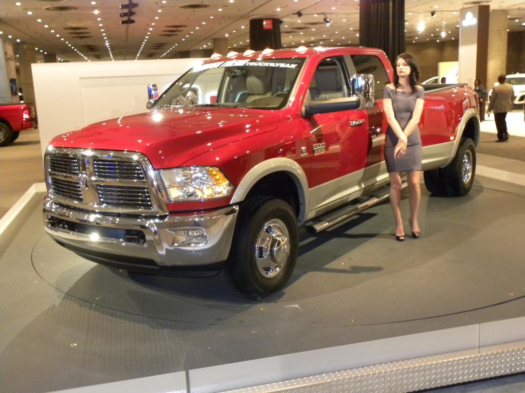 New York 2010: Die Amerikaner lieben ihre Pick-ups und Vans
