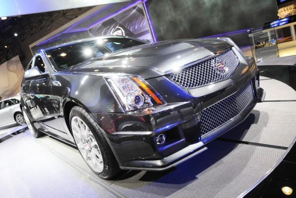 New York Auto Show 2010: Cadillac CTS-V Sport Wagon – mehr als eine biedere Familienkutsche