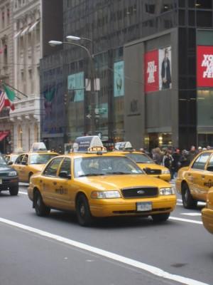 New York: Die gelben Taxis werden grün