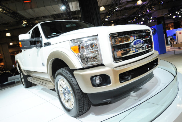 New York International Auto Show 2010: Ford Weltautos und ein Truck