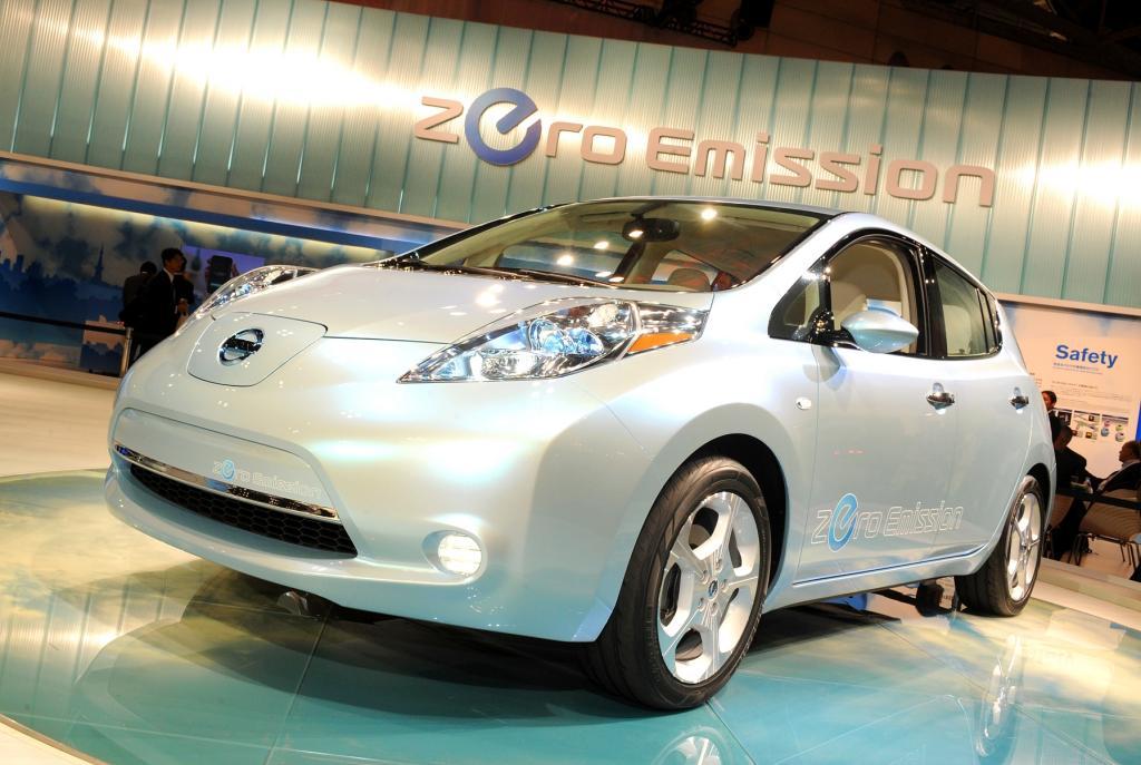 Nissan verschiebt Leaf-Markteinführung in Deutschland
