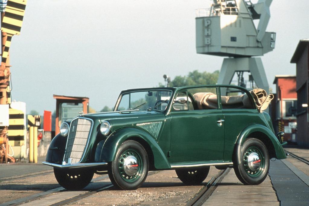 Opel Olympia: Technische Revolution für die Kompaktklasse