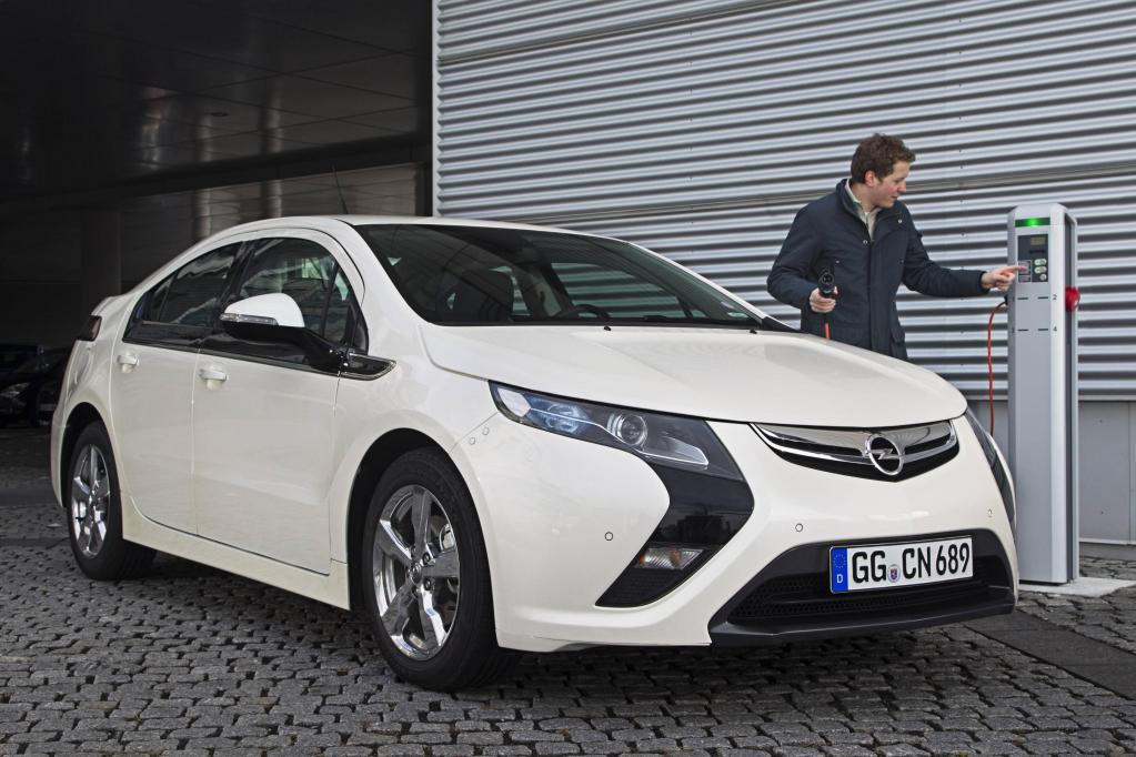 Opel will Kleinstwagen mit E-Antrieb bauen