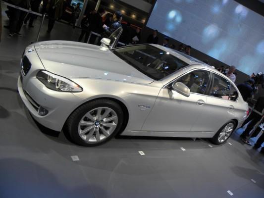 Peking 2010: Nur die Chinesen bekommen den langen BMW 5er