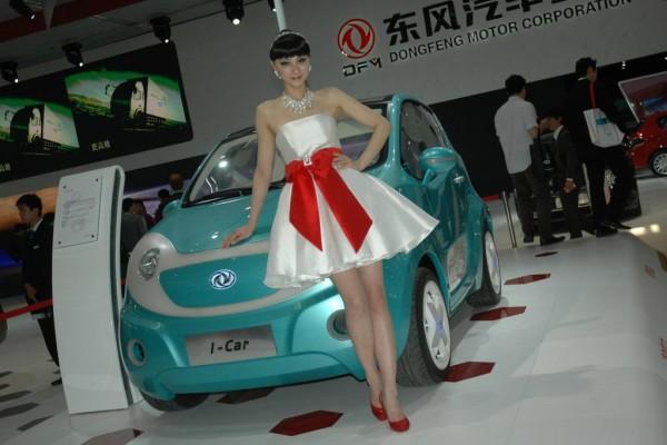 Peking Motor Show 2010: Chinesisches Muskelspiel