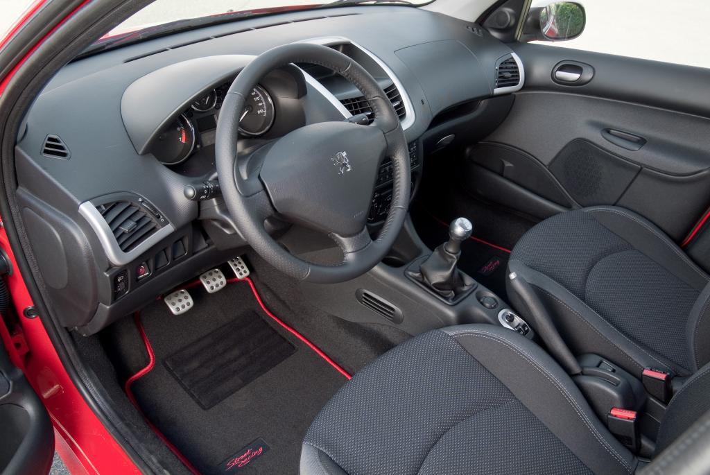 "Peugeot 206+ ""Street Racing""."