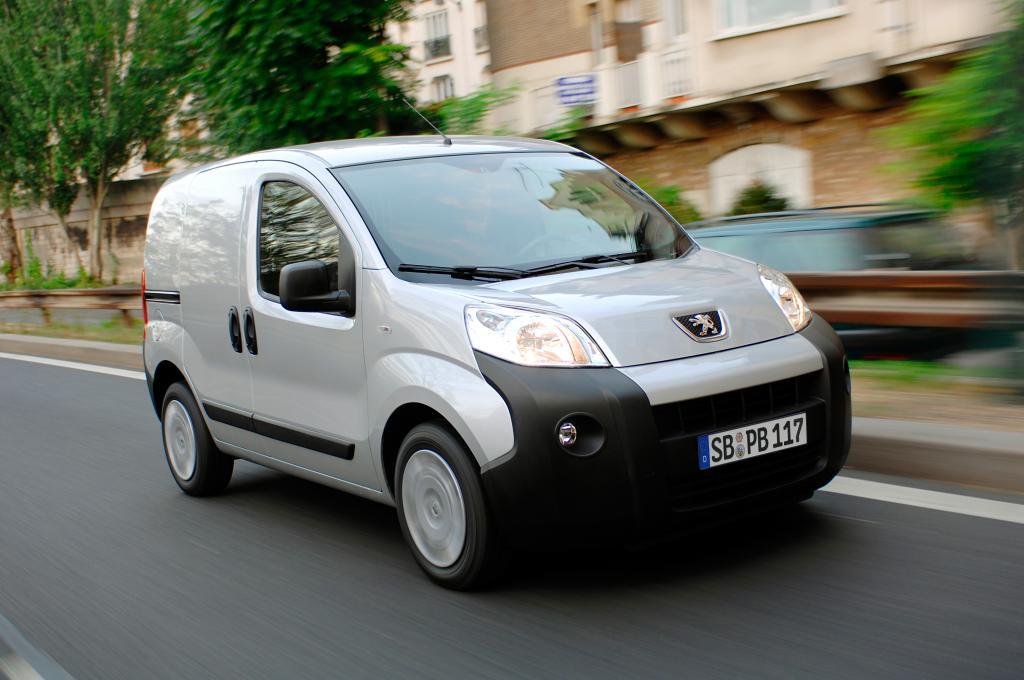 Peugeot Bipper.