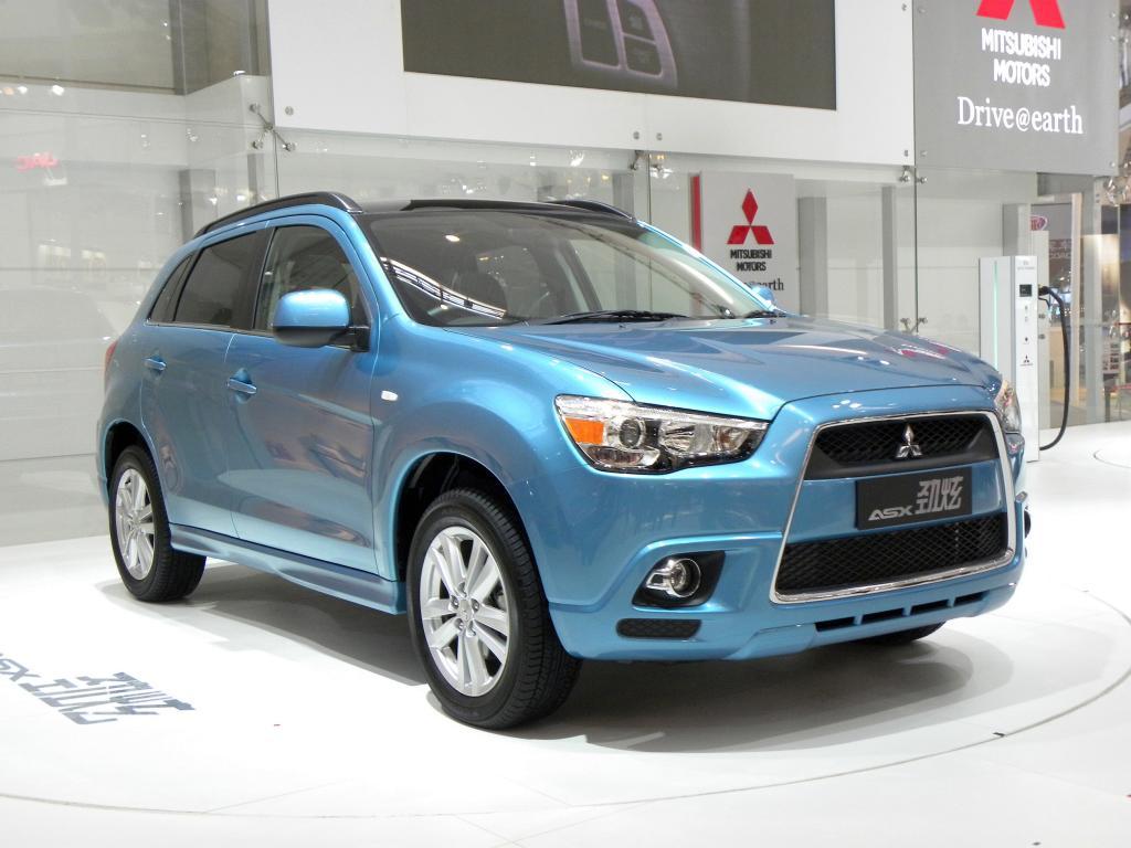 Peugeot und Citroën bekommen kompaktes SUV von Mitsubishi
