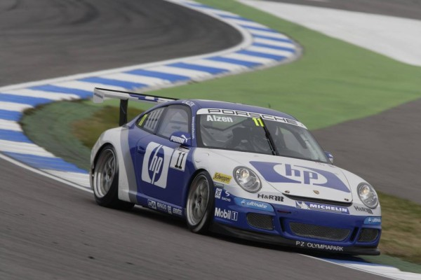 Porsche Carerra Cup 2010: Routiniers treffen Talente