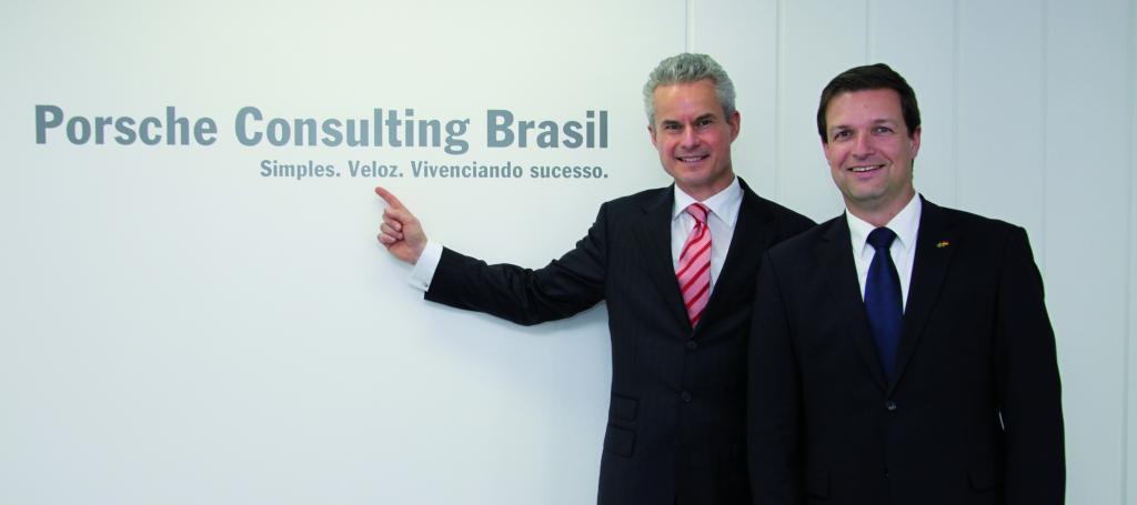 Porsche Consulting jetzt auch in Brasilien