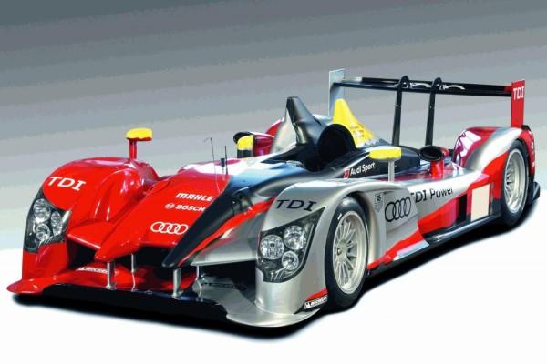 Progressiv soll es sein, das Design des Audi R15 TDI