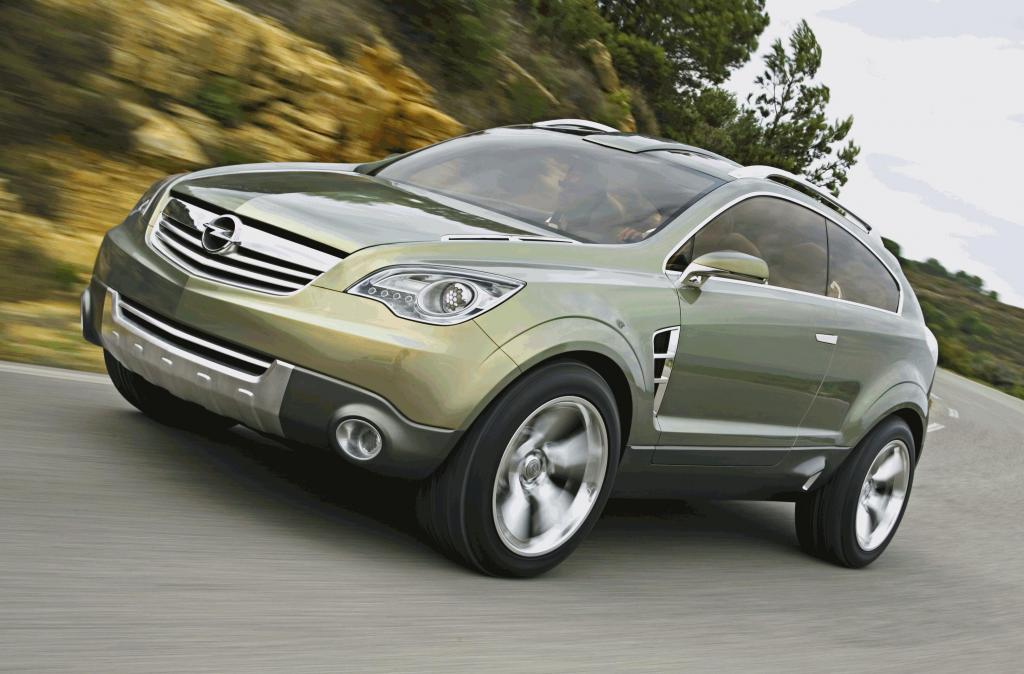 Rückruf für Schwestermodelle Opel Antara und Chevrolet Captiva