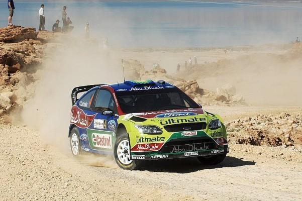 Rallye Jordanien Tag 1: Latvala mit Tagessieg: Taktisches Roulette