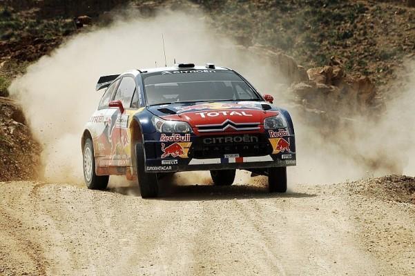 Rallye Jordanien Tag 2: Loeb führt vor Ogier: Mutig oder Verkalkuliert?