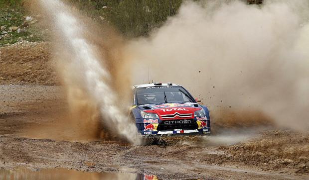 Rallye Türkei Tag 2: Loeb übernimmt Führung: Ogier fällt zurück