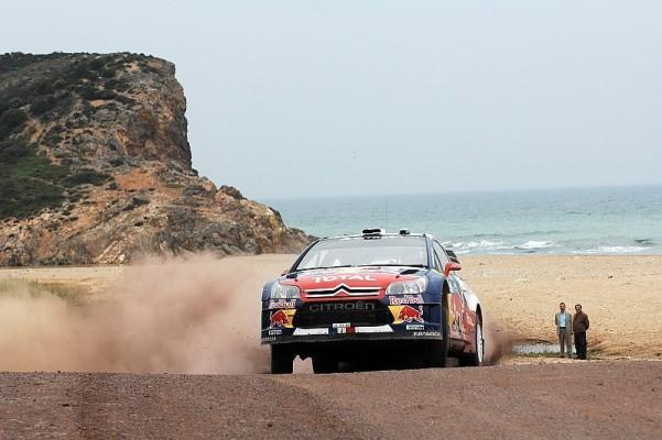 Rallye Türkei Tag 3: Loeb siegt vor Solberg: Hattrick perfekt