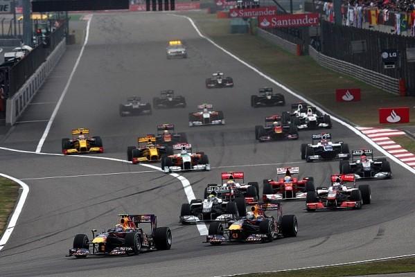 Red Bull wurde laut Webber verblasen: Bei solchen Bedingungen verlieren wir