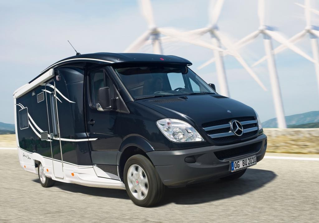 Rekordverdächtig: Bürstner Aero Van verbrauchte im Schnitt 8,8 Liter