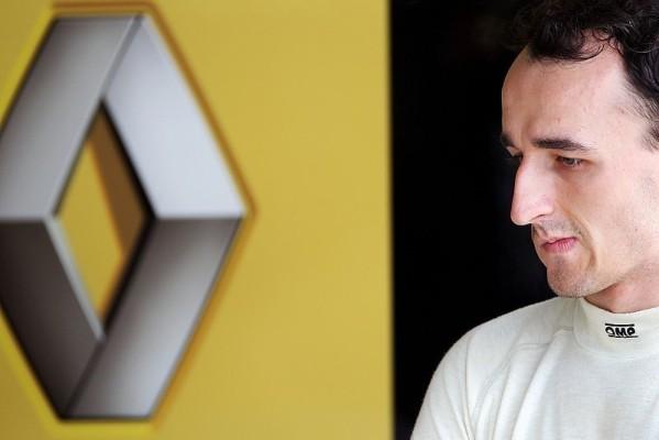 Renault-Teamchef lobt Robert Kubica: Die Chemie stimmt
