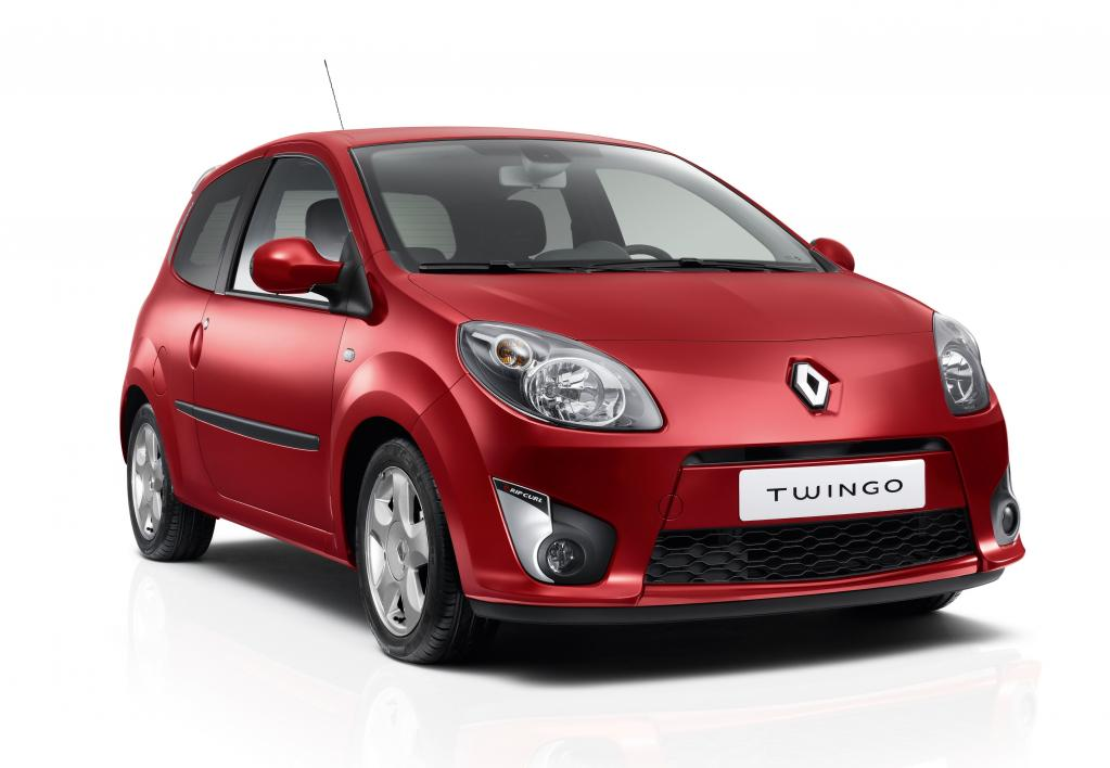 "Renault Twingo ""Rip Curl""."