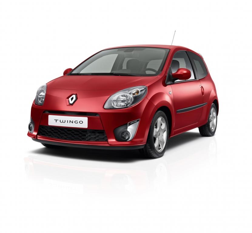 Renault Twingo bekommt Eco-Motor und frisches Interieur