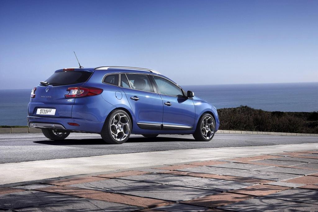 Renault legt den Mégane als GT zwölf Millimeter tiefer