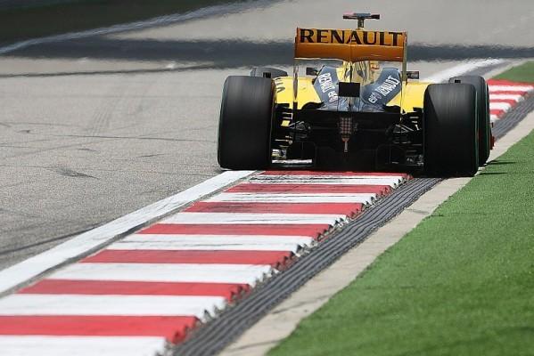 Renault mit guter Ausgangsposition: Punkte als Ziel