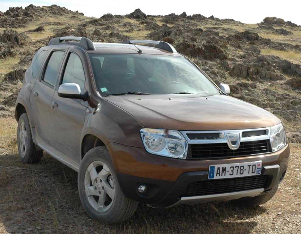 Robuster Staubfeger: Dacia hat mit neuem Duster-SUV nun auch ersten Allradler am Start
