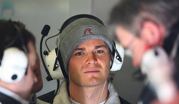 Rosberg: Vorhersage für Shanghai unmöglich: Unvorhersehbar, aber interessant
