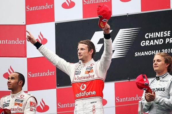 Rosberg happy über zweiten Podestplatz: Wieder ein Schritt in die richtige Richtung