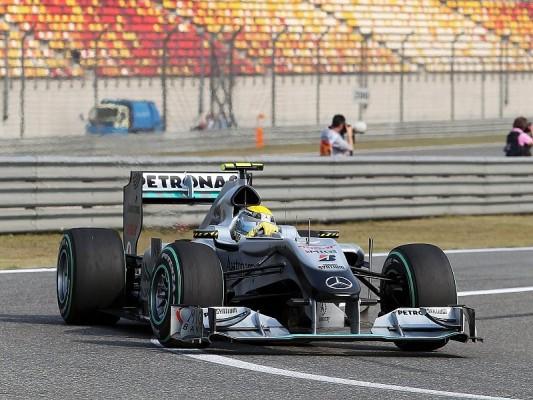 Rosberg wartet auf Flügel-Analyse: Am Schluss mit Übersteuern gekämpft