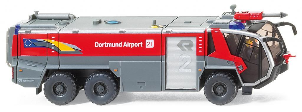 Rosenbauer Panther 6x6.