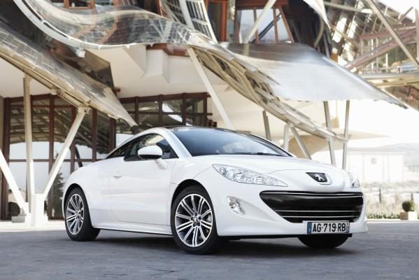 Rund 250 Peugeot RCZ sind bereits verkauft