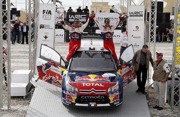 Sébastien Loeb peilt Sieg bei Rallye Türkei an: Mit Schotter auf Asphalt - Kein Problem