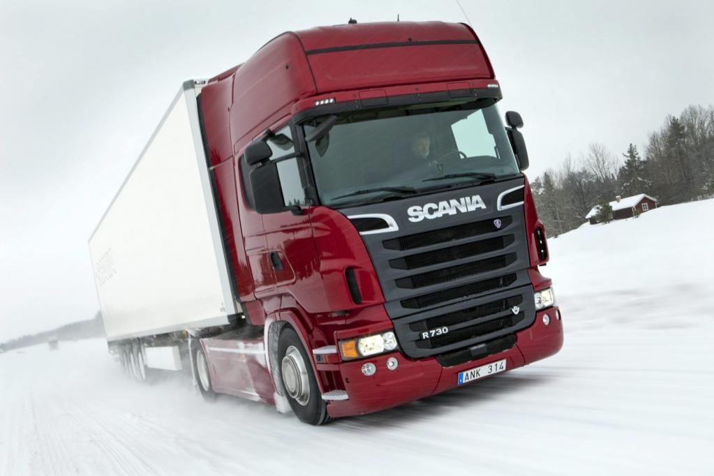 Scania präsentiert 730-PS-Lkw