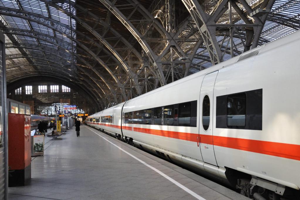 Schienennetz in Deutschland stark geschrumpft