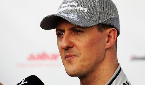 Schumacher: Falscher Heckflügel: Hoffnung auf Regen