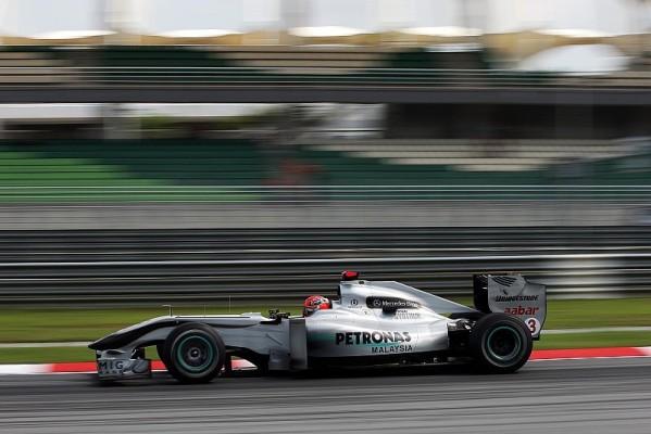 Schumacher bleibt realistisch: Gute Pace