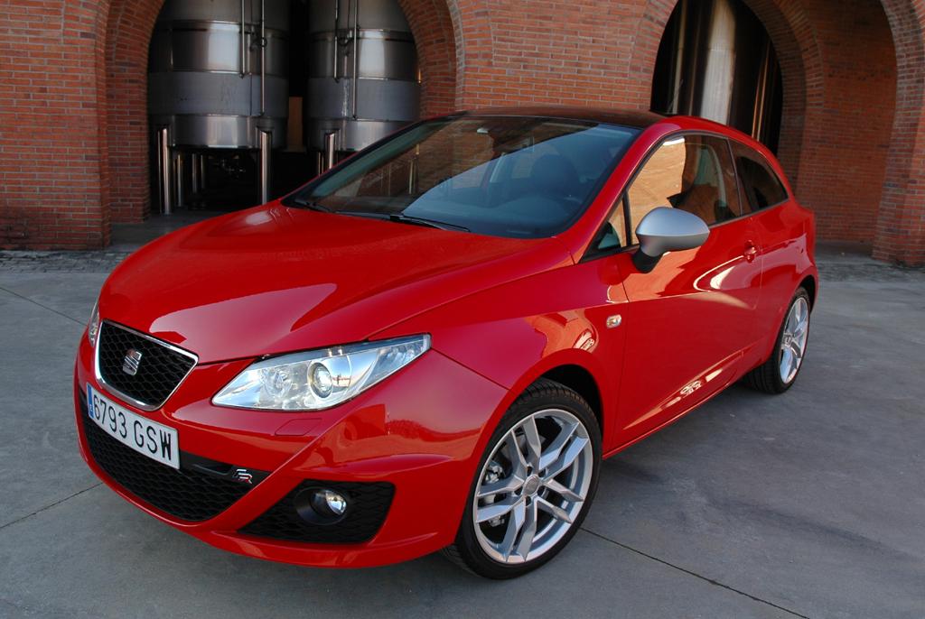 Seats neuer Ibiza FR Diesel.