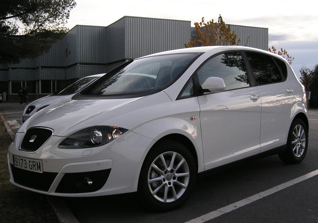 Sparsames Seat Ecomotive-Modell.