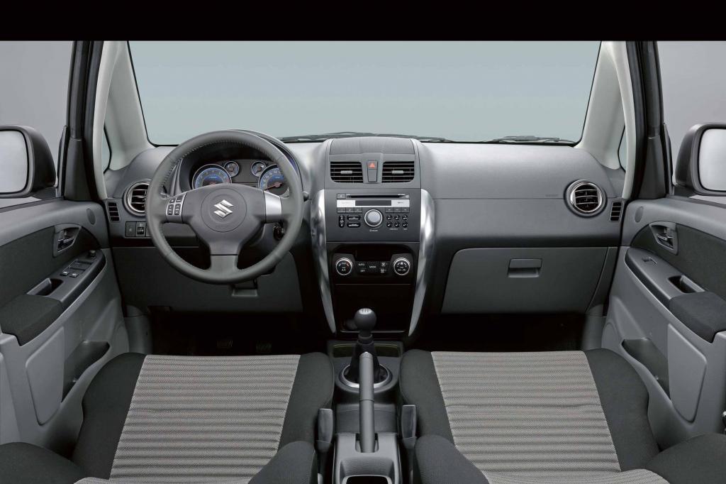 Suzuki SX 4 2.0 DDiS 4x4.