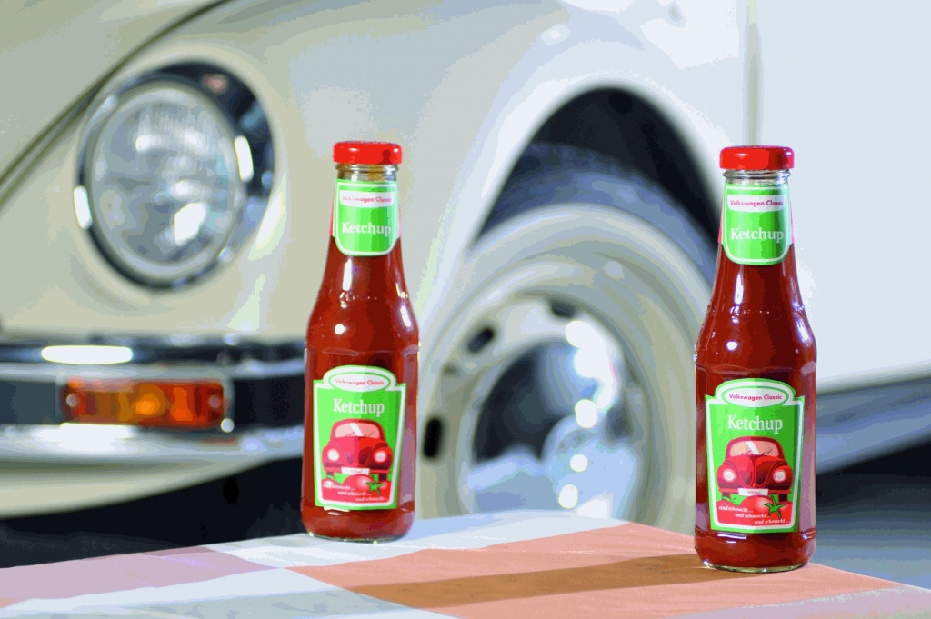 Szene-Klassiker: Classic-Ketchup.