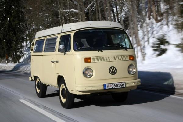 Techno Classica 2010: 25 Jahre Allrad im Volkswagen Bus
