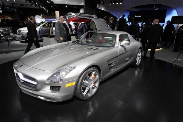 Techno Classica 2010: Mercedes-Benz zeigt zehn Supersportwagen