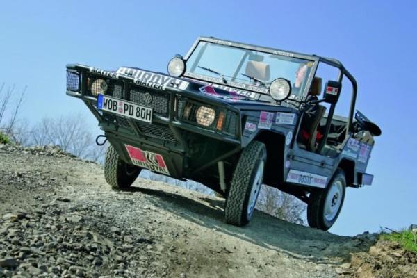 Techno Classica 2010: Volkswagen abseits gewohnter Wege